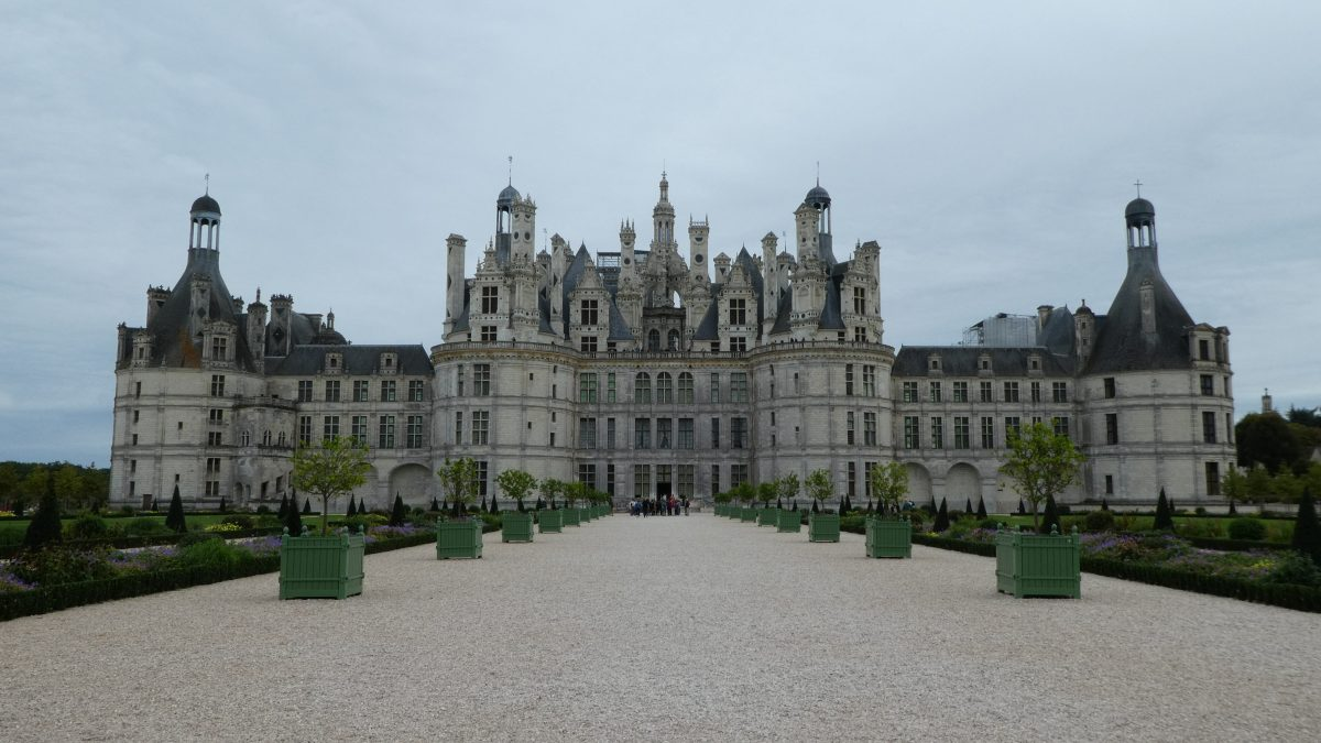 September 22, 2018 Chateau de Chambord FR