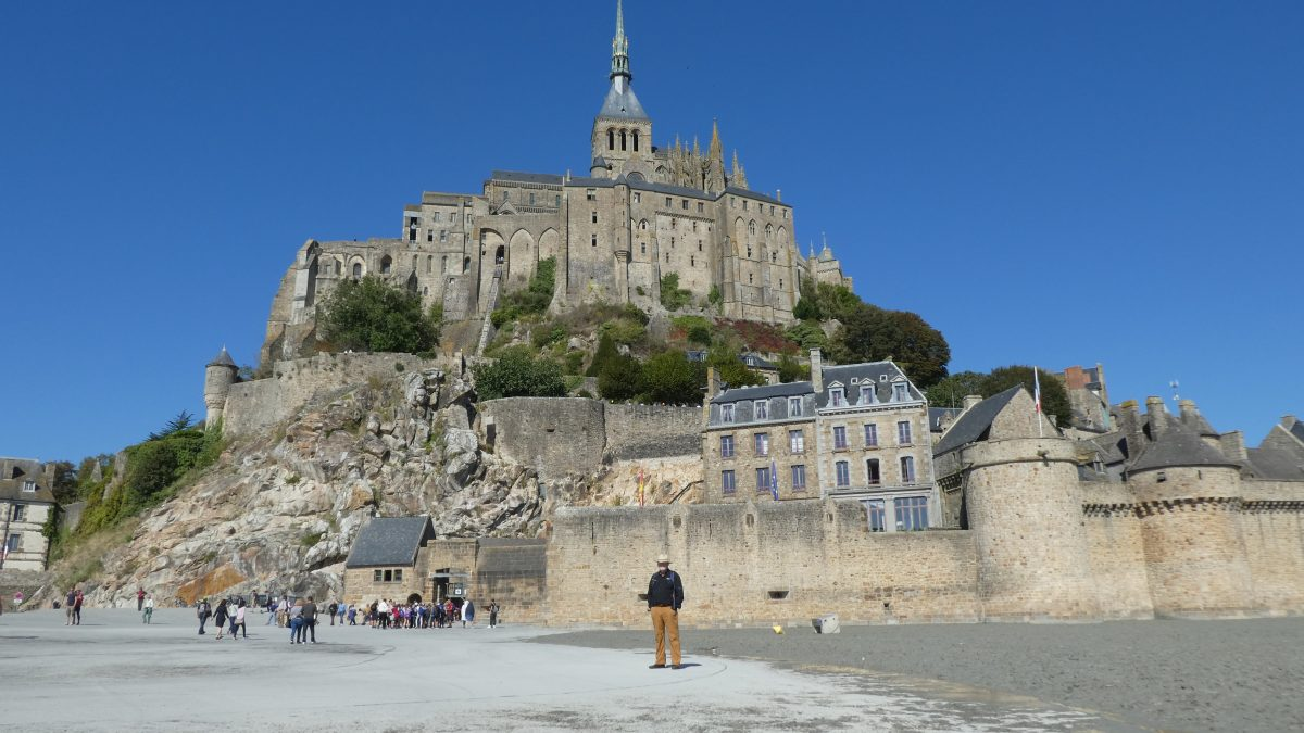 September 27, 2018 Mont St. Michel FR