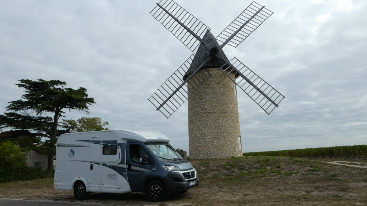 Purchasing our RV in France