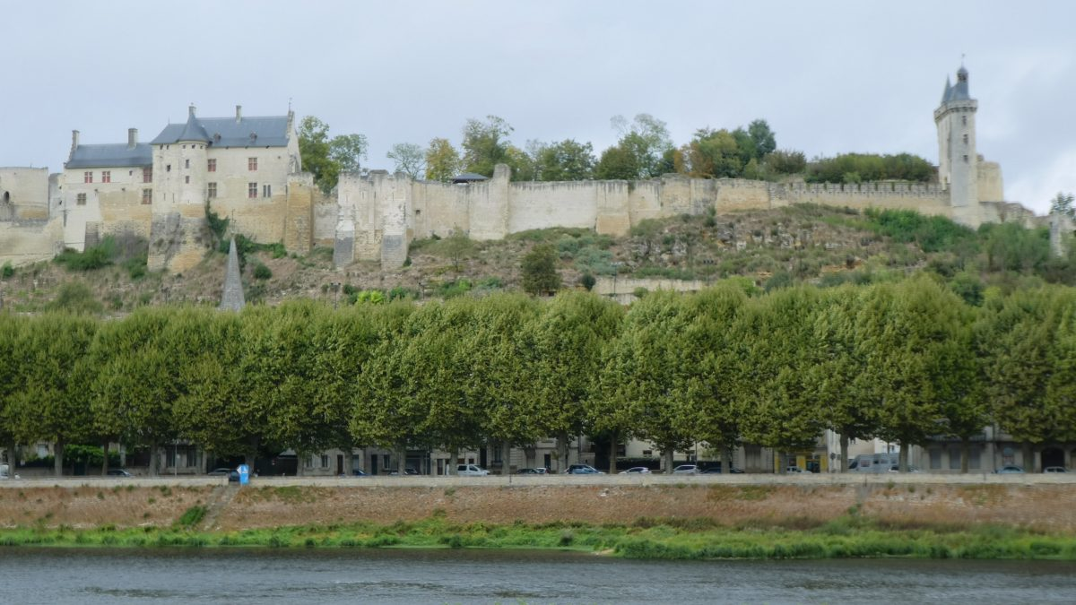 September 23, 2018 Chinon FR