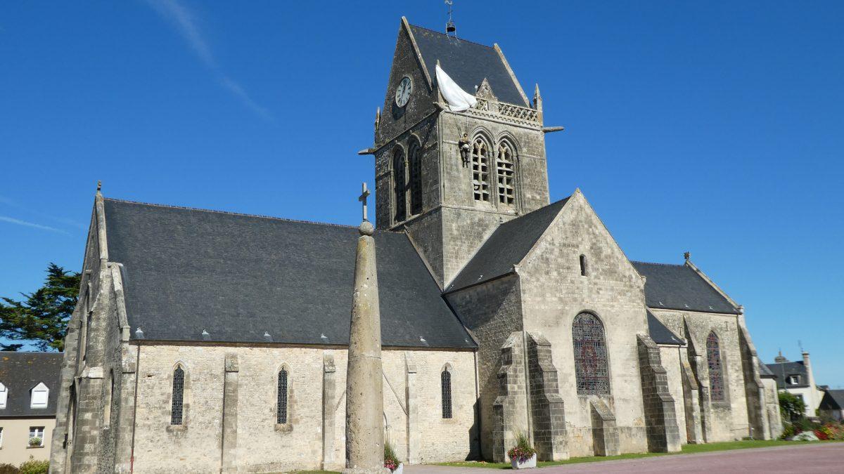 September 25, 2018   St. Mere-Egliese