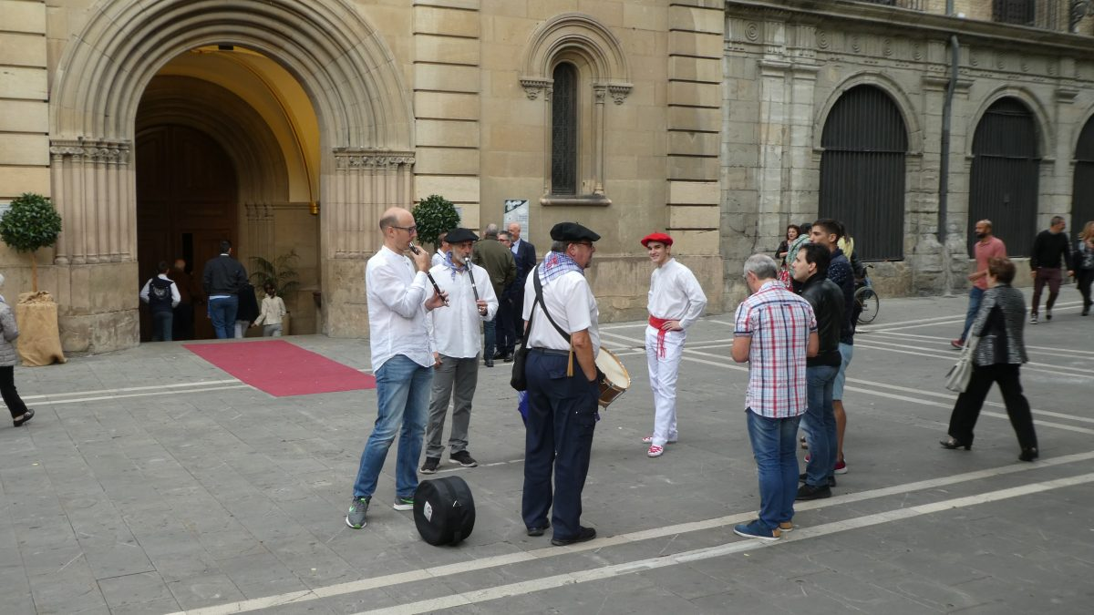 October 6, 2018 Pamplona SP