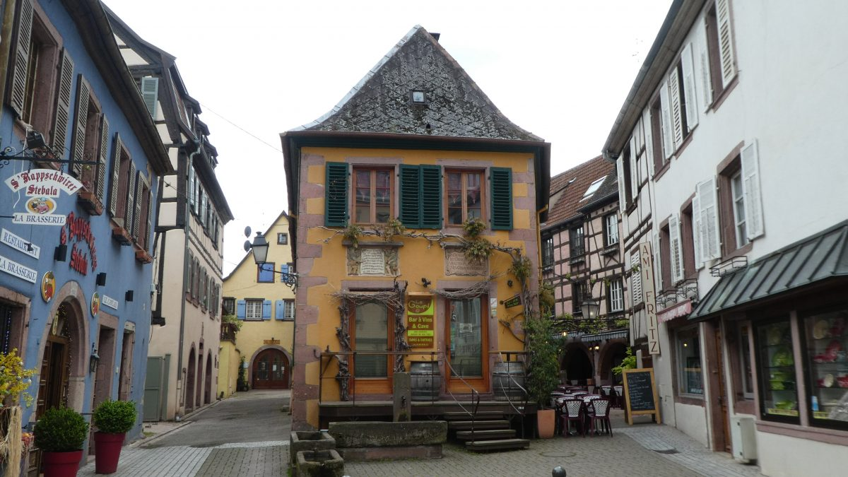 May 5, 2019    Riquewihr FR
