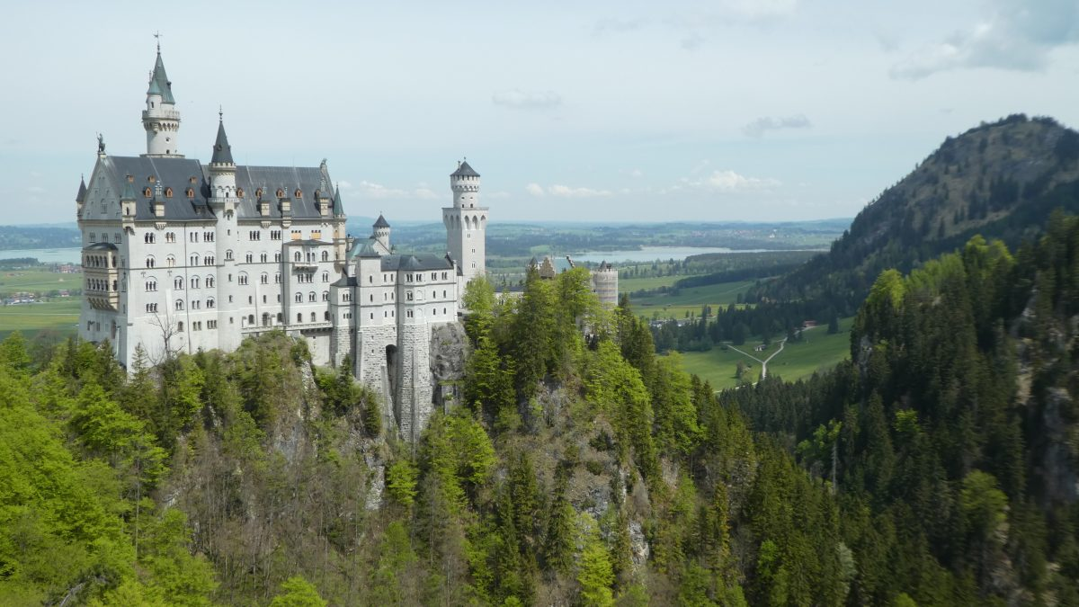 May 18, 2019 Neuschwanstein Castle GE