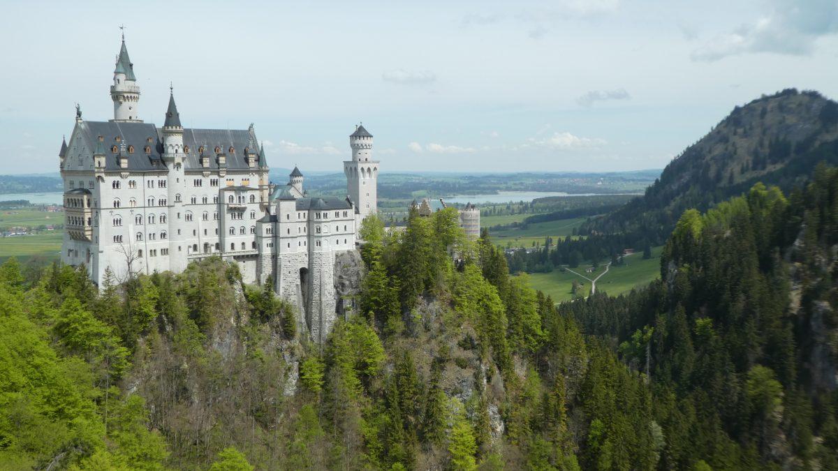 May 18, 2019 Neuschwanstein Castle GE
