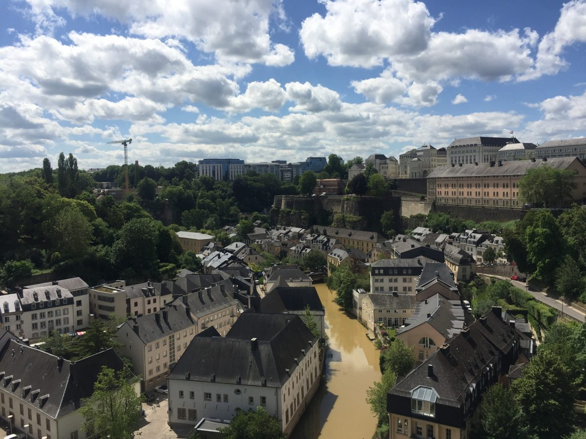 June 21, 2019 Luxembourg City LX