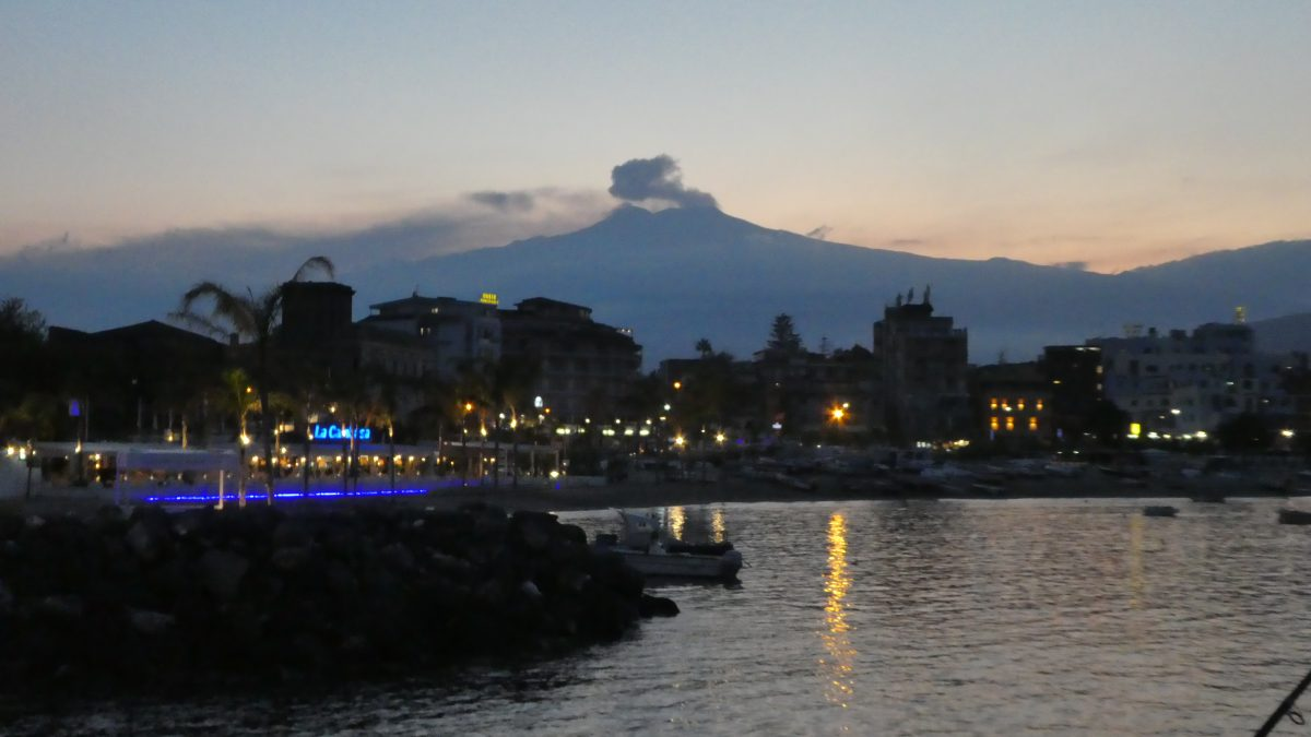 October 13, 2019 Giardini-Naxos IT
