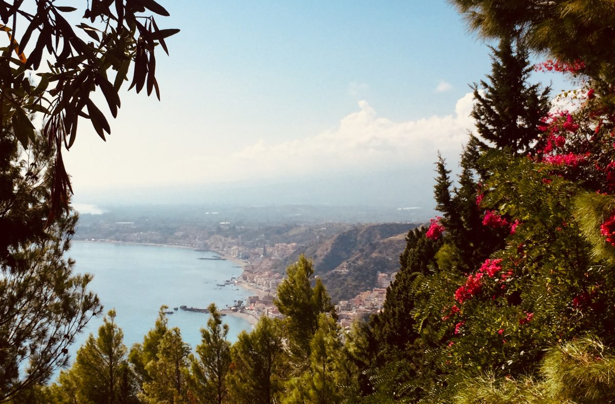 October 14, 2019 Taormina IT