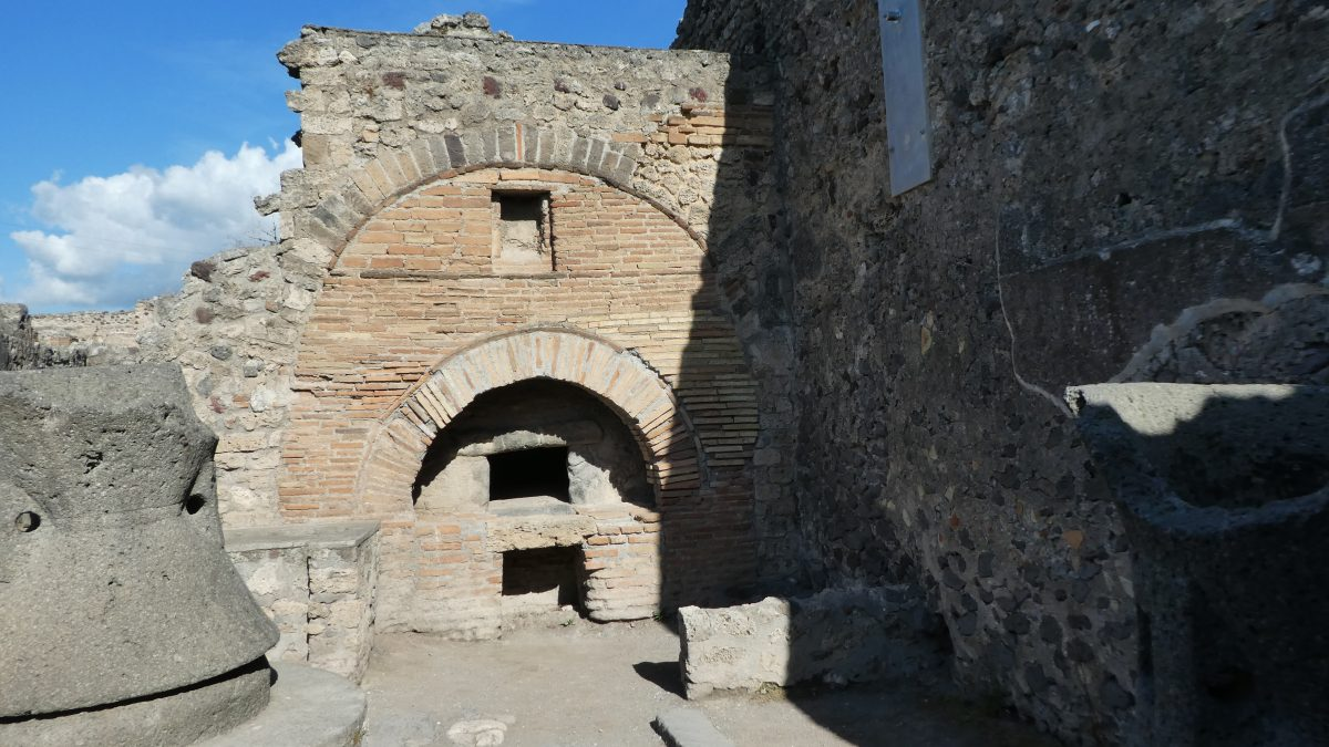 October 17, 2019 Pompeii IT