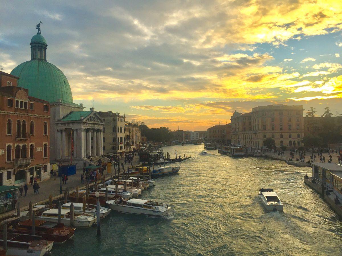 November 4, 2019 Venice IT