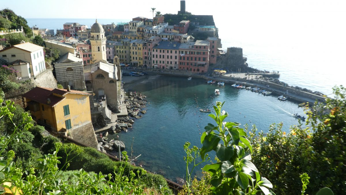 October 27, 2019 Cinque Terre IT