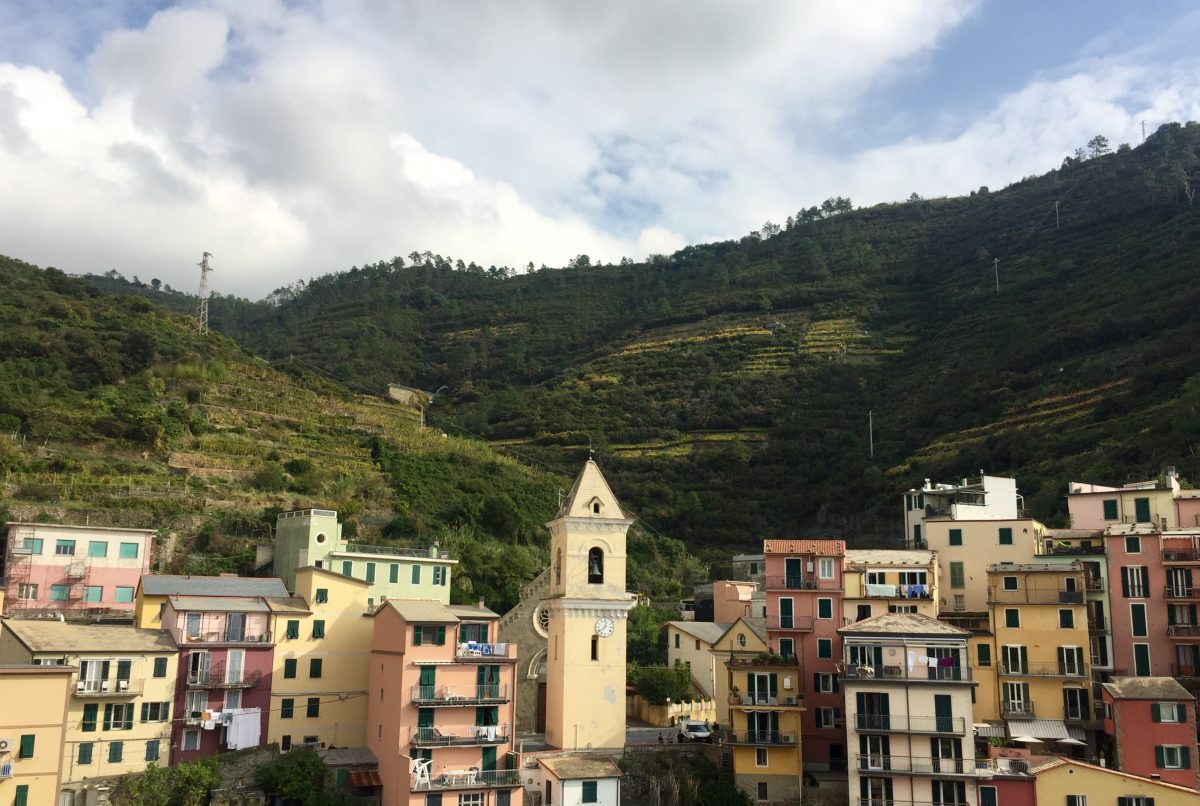October 28, 2019 Cinque Terre IT