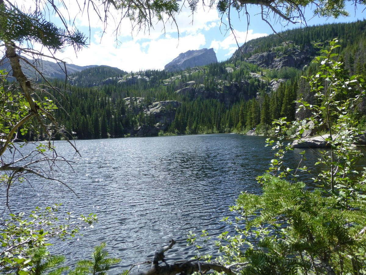 August 17, 2016     Rocky Mountain NP