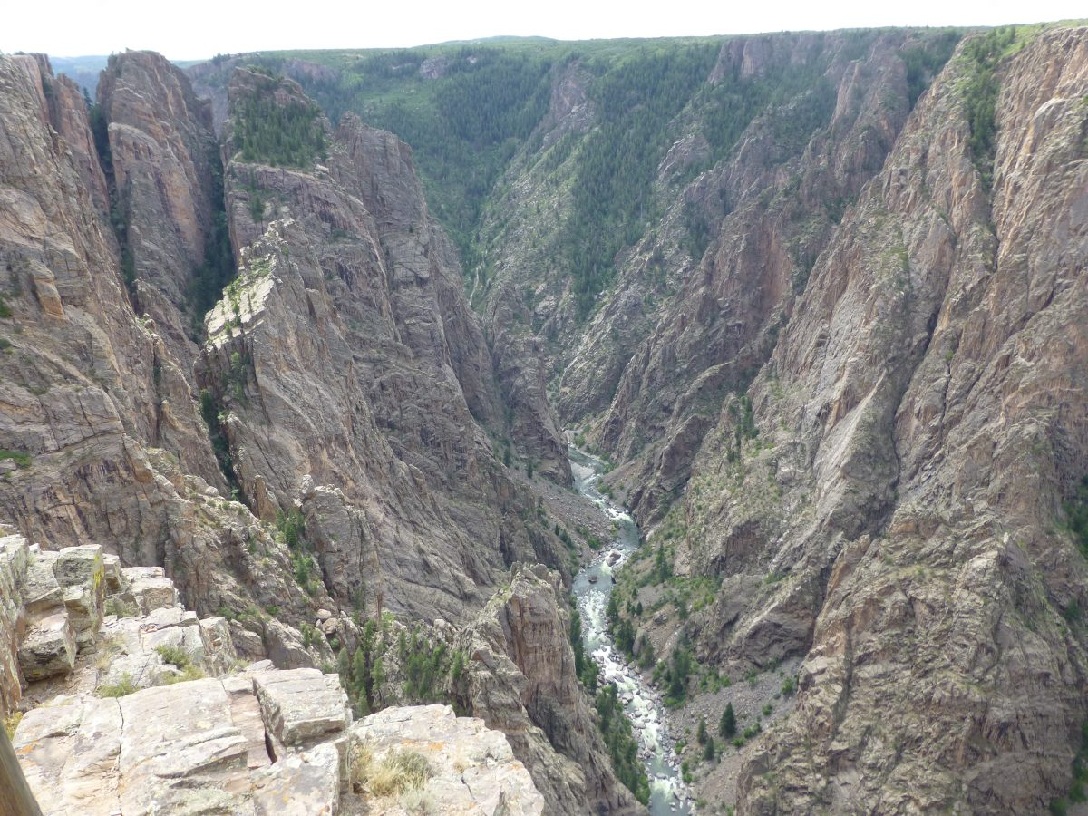 August 19, 2016     Black Canyon of the Gunnison NP