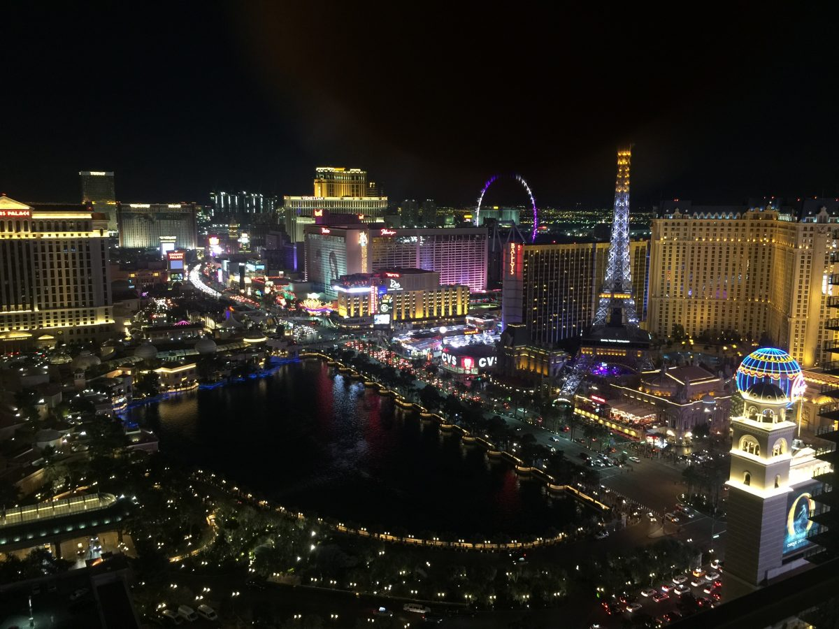 January 21, 2019           Las Vegas NV