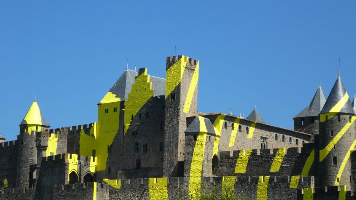 April 17, 2018 Carcassonne FR