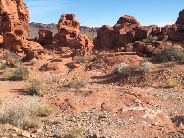 February 4, 2020 Valley of Fire SP NV