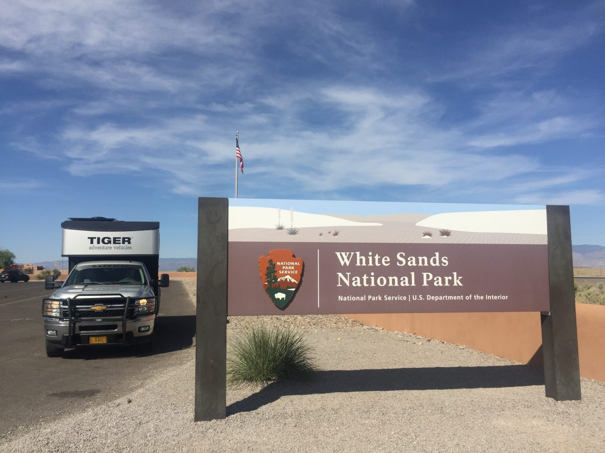May 25, 2021 White Sands National Park NM