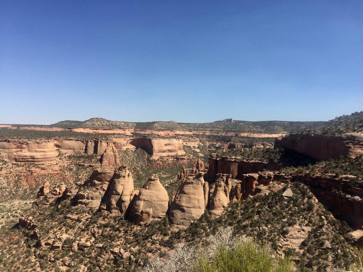 June 14, 2021 Colorado National Monument CO